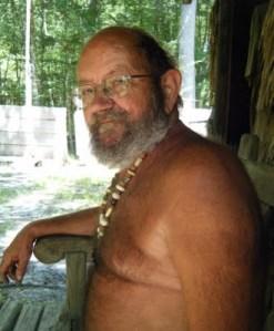 Naked Ed at Home