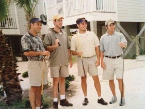 Duck Dynasty's Robertsons, sans beards