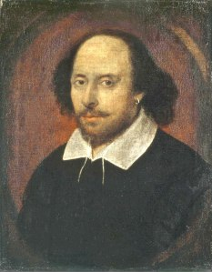 An Image of Shakespeare, Maybe