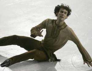 2006 Olympian Matt Savoie Falls