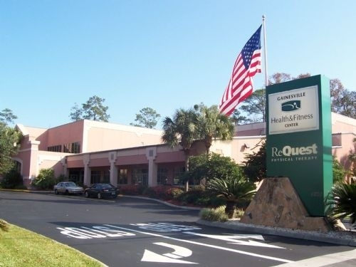 Gainesville Health and Fitness Center